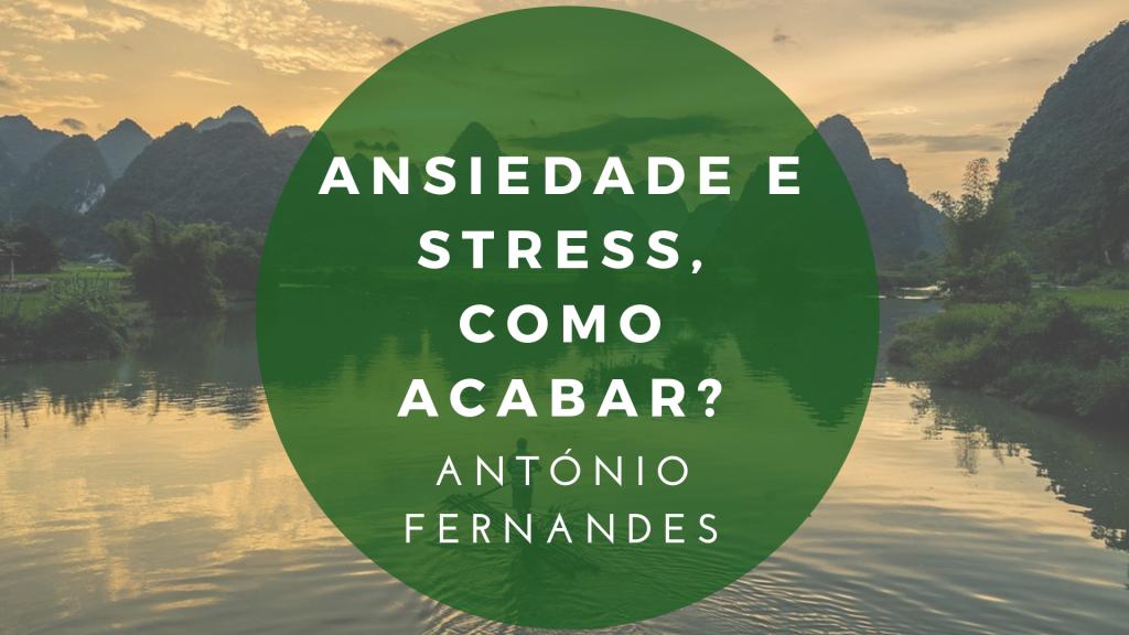 ansiedade e stress