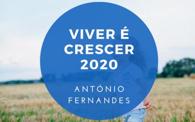 Viver é crescer 2020
