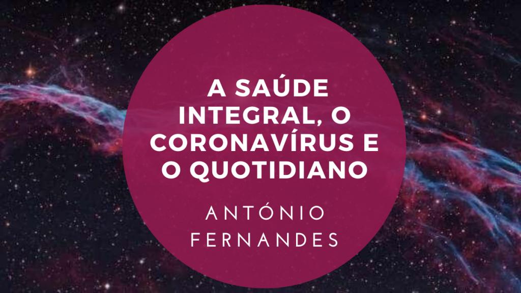 saúde integral e coronavirus